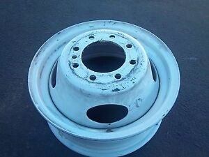 08 11 12 13 14 15 16 Ford E350 E450 Oem Steel Wheel Rim 3872 8c241015 Dually