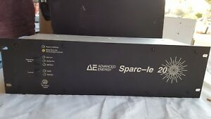 Advanced Energy Sparc le 20