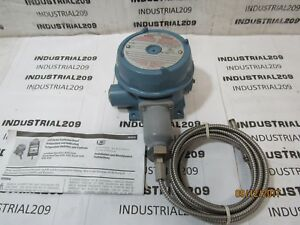 United Electric Temperature Switch F120 7bs New