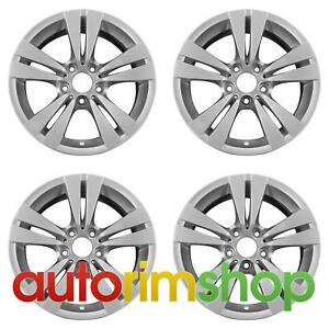 Bmw 525xi 17 Factory Oem Wheels Rims Set 36116783285