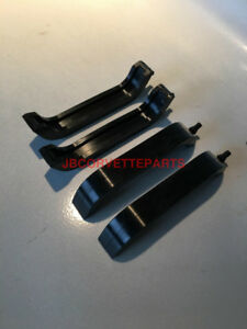 66 Thru 76 Corvette 5 3 8 Radiator Mount Rubber Cushion 4pc Set