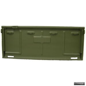 Omix ada 12005 02 Tailgate 50 52 Willys M38s