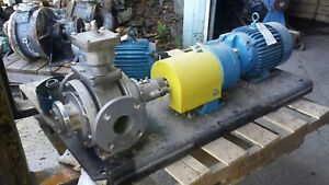 Blackmer Pump Assy Stainless 2 5