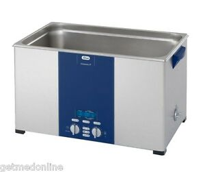 New Elma Sonic P300h 7 5 Gal Ultrasonic Cleaner Digital Control 37 And 80khz