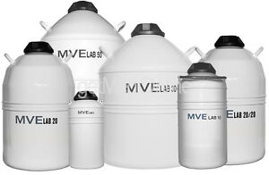 Brymill Mve Liquid Nitrogen Storage 50liter 14 17 Week Holding Time 501 50 New