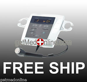Metron Accusonic Plus Dual Frequency 1 3mhz Ultrasound Therapy Unit M971