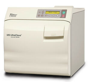 New Ritter Midmark M9 Ultraclave 3 5 Gal Steam Sterilizer Autoclave M9 022