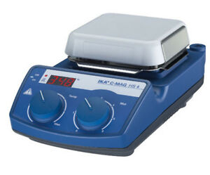 Ika C mag Hs4 Magnetic Ceramic Magnetic Hotplate Stirrer 4 Ceramic 3581001