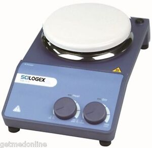 Scilogex Analog Magnetic Porcelain Hotplate Stirrer Ms h s 81112102