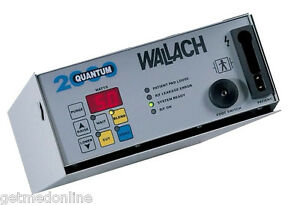 Wallach Quantum 2000 Electrosurgical Generator 909075