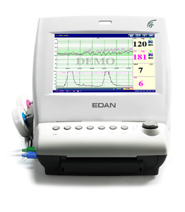 New Edan F6 Express 10 1 Tft Display Twin Fetal fhr Maternal Monitor