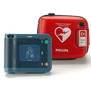 New Philips Frx Heartstart Aed Automated External Defibrillator 861304 c01
