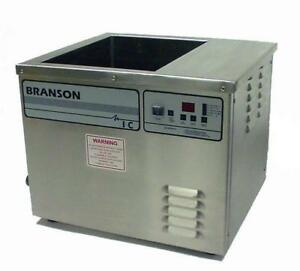 Branson 10 Gallon Integrated Ultrasonic Cleaning System Cpn 908 013