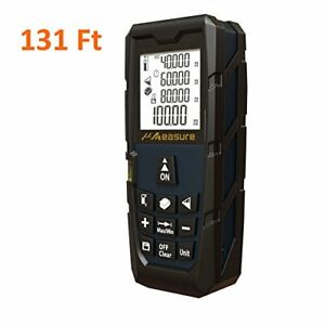 Laser Measure Distance Meter Ft Umeasure Ms 40a 2017 New Technology 131 Feet For
