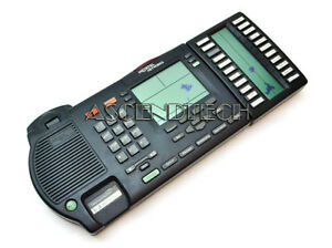 Nortel Meridian M3904 Pro Business Phone With Key Expansion Module Ntmn34ba70 Us