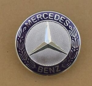 New Mercedes Benz Star Conversion To Flat Mount Hood Emblem Badge