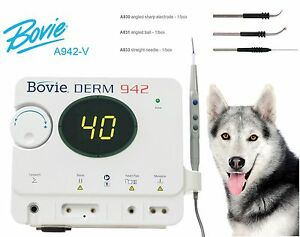 New Bovie A942 Electrosurgical Generator With Veterinary Package A942 v