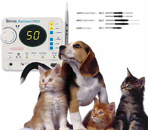 New Bovie Bantam Pro 50w Electrosurgical System With Veterinary Package A952 v