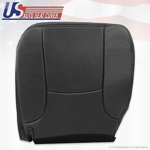 2002 To 2005 Dodge Ram 1500 St Driver Bottom Oem Replacement Seat Cover Gray