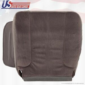 2003 2004 2005 Dodge Ram 1500 2500 3500 Slt Driver Bottom Cloth Seat Cover Tan