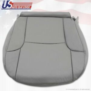 Fits 2003 2009 Toyota 4runner Limited Driver Bottom Vinyl Seat Cover Color Gray