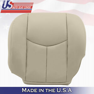 2003 2004 Gmc Yukon Xl Slt Sle Driver Seat Cover Light Shale 522 52i Tan