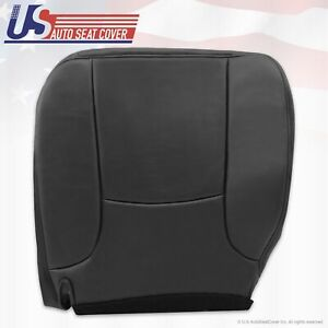 2002 To 2005 Dodge Ram 1500 St Driver Bottom Oem Replacement Seat Cover Black