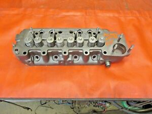 Mg Midget Sprite Cylinder Head 1275 Late Style