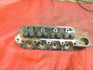 Mg M Idget Original 1275 Cylinder Head Checked For Cracks 12g1316