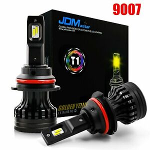 Jdm Astar G4 8000lm 9007 hb5 Smd Led Headlight High Low Beam Bulbs Xenon White