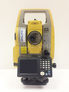 Ex Demo Topcon Ds 103ac 3 Robotic Total Station With Tesla