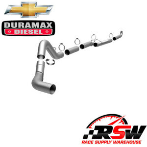 Magnaflow 18982 5 Turbo Back Exhaust System 01 07 Gmc Automatic Best Offer