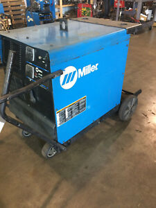 Miller Cp 302 Welder Refurbished Tested With 30 Day Warranty