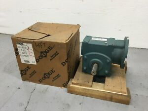 Dodge Tigear Size 35 Right Angle Gear Drive 20 1 Ratio Speed Reducer Nib