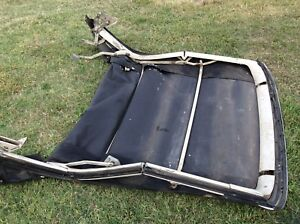 1957 1958 1959 Ford Thunderbird Mercury Convertible Top Frame Unknown Year