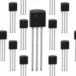 10x 2n5460 P Channel Fet Transistor Pack Of 10