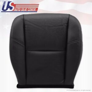 2012 2013 2014 Chevy Silverado 1500 Ltz Passenger Bottom Cover Perforated Leathe