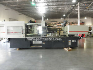 1999 Milacron Nt330 29 w22a0200014 Used Plastic Injection Molding Machine