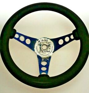 Vintage Superior Performance Products The 500 12 Racing Steering Wheel