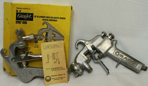 Vintage Gunjet Spray Gun Nozzle No 22 Graco Spray Nozzle Model 205194