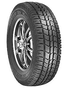 Arctic Claw Winter Xsi 265 70r17 112s Bsw 4 Tires