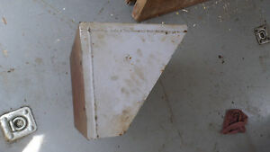 Welded Angle Fixture Plate 13 X 14 X 18 X 1 Plate Used