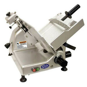 Globe G12 12 Inch Medium Duty Deli Meat Manual Food Slicer