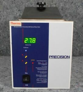 Thermo Electron Corp 2833 Precision Microprocessor Controlled Water Bath Series