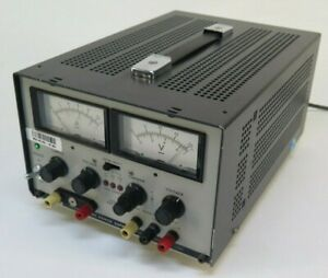 Kikusui Pwc0620 Regulated Dc Power Supply 6v 3a 20v