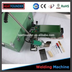 Pvc Tpo Automatic Welder For Roof Membrane
