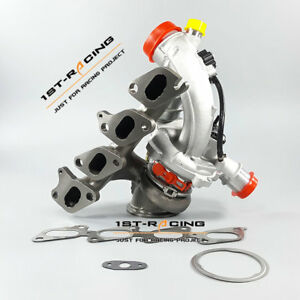 Turbo Turbocharger For Chevrolet Cruze Sonic Trax Ecotec A14net 1 4l 103kw