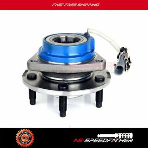 New Front Wheel Hub Bearing Assembly Fits Impala Limited Buick Cadillac W Abs