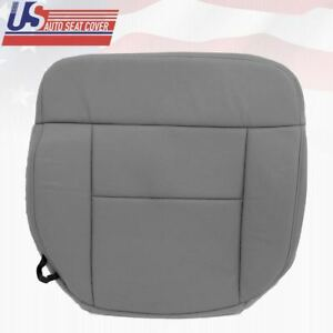 2007 2008 Ford F150 Lariat Passenger Bottom Replacement Cloth Cover Flint Gray