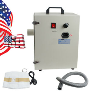 Usa Dental Digital Dust Collector Vacuum Cleaner Lab Equipment Dust Collecting